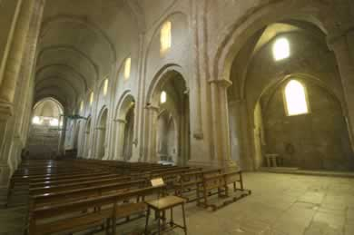 Nave lateral Poblet